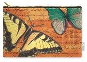 Le Papillon 3 Carry-all Pouch
