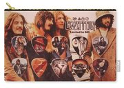 Led Zeppelin Art Carry-all Pouch