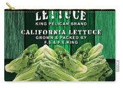 Lettuce Farm Carry-all Pouch