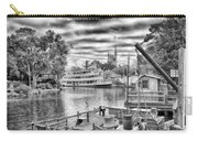 Liberty Square Riverboat Carry-all Pouch by Howard Salmon