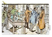 Liebigs Laboratory At Giessen, 1842 Carry-all Pouch