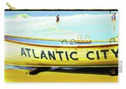 Lifeboat Atlantic City New Jersey Carry-all Pouch