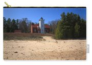 Lighthouse - 40 Mile Point Michigan Carry-all Pouch