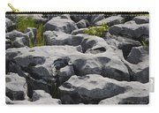 Limestone In The Burren Carry-all Pouch