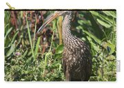 Limpkin And Apple Snail Carry-all Pouch