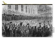 Lincoln Assassination, 1865 Carry-all Pouch
