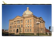 Lincoln Illinois - Courthouse Carry-all Pouch