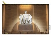 Washington Dc - Lincoln Memorial Carry-all Pouch