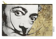 Literally Salvador Dali Carry-all Pouch