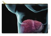 Liver Cirrhosis Carry-all Pouch
