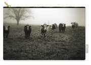 Livestock Carry-all Pouch by Les Cunliffe