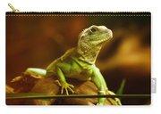 Lizard Carry-all Pouch