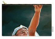 Lleyton Hewitt Carry-all Pouch by Paul Meijering