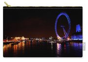 River Thames - London Carry-all Pouch