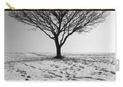 Lone Tree Winter Carry-all Pouch