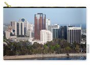 Long Beach Skyline Carry-all Pouch