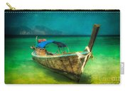 Longboat Thailand Carry-all Pouch