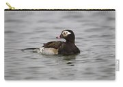 Longtailed Duck Carry-all Pouch