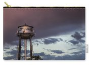 Los Lunas Water Tower Carry-all Pouch