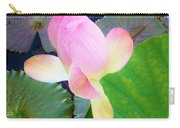 Lotus Lilly Carry-all Pouch