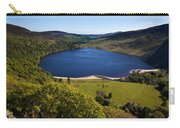 Lough Tay Below Luggala Mountain Carry-all Pouch