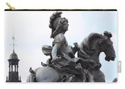 Louis Xiv Carry-all Pouch