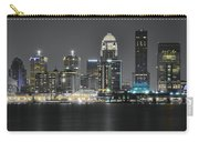 Night Lights Of Louisville Carry-all Pouch