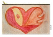 Love Heart 6 Carry-all Pouch