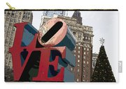 Love In The Park Carry-all Pouch