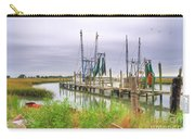Lowcountry Shrimp Dock Carry-all Pouch