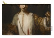 Lucretia Carry-all Pouch