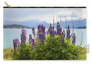 Lupin Blooms Carry-all Pouch