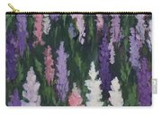 Lupines - Art By Bill Tomsa Carry-all Pouch
