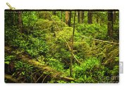 Lush Temperate Rainforest Carry-all Pouch