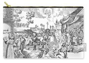 Luther Anniversary, 1617 Carry-all Pouch