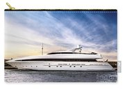 Luxury Yacht Carry-all Pouch by Elena Elisseeva
