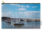 Lyme Regis Harbour 2 Carry-all Pouch