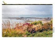Lyme Regis Impressions Carry-all Pouch