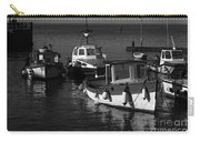 Lynmouth Harbour In Devon Carry-all Pouch