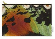 Madagascan Sunset Moth Wing Detail Carry-all Pouch