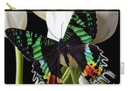 Madagascar Butterfly Carry-all Pouch