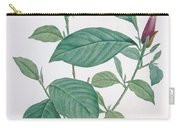 Magnolia Discolor, Engraved By Legrand Carry-all Pouch