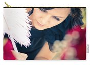 Maid Of Honour Signing Wedding Registar Carry-all Pouch