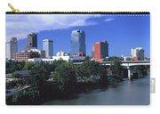 Main Street Bridge Across Arkansas Carry-all Pouch