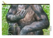 Male Bonobo Carry-all Pouch