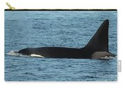 Male Orca Killer Whale In Monterey Bay California 2013 Carry-all Pouch