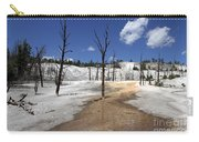 Mammoth Hot Spring Area Carry-all Pouch