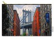 Manhattan Bridge View Carry-all Pouch