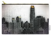 Manhattan View Carry-all Pouch