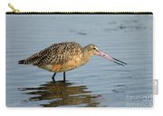 Marbled Godwit Feeding Carry-all Pouch